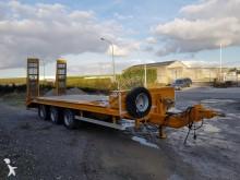 Blomenröhr heavy equipment transport trailer