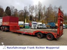 Broshuis 2ABD-36T Tieflader, für Baum.Stapler Transporte trailer