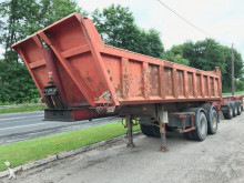 Trouillet scrap dumper trailer