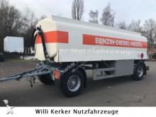 Kässbohrer 2 Achs Tankanhänger 20,35 m³ AI 7611 trailer
