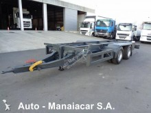 reboque chassis Joluso