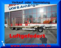 Möslein 3 Achs Tieflader Luftgefedert, verzinkt trailer