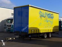 remorque Schmitz Cargobull ZGF 18*SAF*TÜV*Code XL*Edscha*