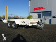 Gourdon heavy equipment transport trailer
