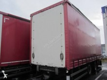 Samro tautliner trailer