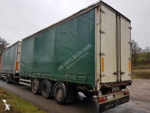Coder tautliner trailer