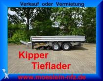 Möslein Tandem Kipper Tieflader Neufahrzeug trailer