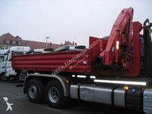 remolque nc Abrollcontainer / Fassi Kran / Fassi F130A.24
