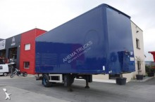 Asca plywood box trailer