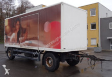 remolque furgón Kässbohrer