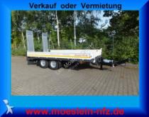 przyczepa do transportu sprzętów ciężkich Möslein