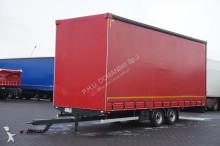 remolque Wielton KONAR / TANDEM / FIRANKA / 7,7 M / DMC 4490 KG