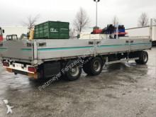 trasporto macchinari Krone 3-ACHS-ANHÄNGER ADF Bordwände zwillingsbereift