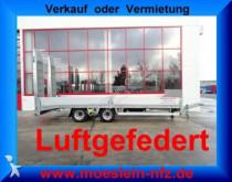 Möslein 19 t Tandemtieflader Luftgefedert trailer