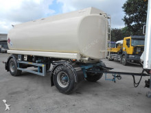 Atcomex Fuel Tank / Citerne Carburant / Tank Ahw trailer