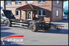 remorque Schmitz AWF 18 BDF Maxi, BDF Anhänger, SAF Achse