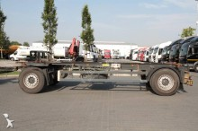 remorque Schmitz Cargobull 2 AXLE TRAILER SCHMITZ GOTHA AFW 18 BDF + BOX BODY KRONE
