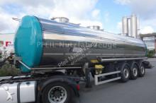 remorque Wielton GreTo Lebensmitteltank 31.000 L- 3 Kammer Pumpe