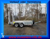 remorque Möslein 5 t bis 6,5 t GG Tandemtieflader, Feuerverzinkt
