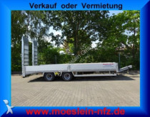 remorque Möslein 19 t Tandemtieflader mit ABS, Luftgefedert