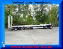 remorque Möslein 4 Achs Tieflader Luftgefedert mit ABS