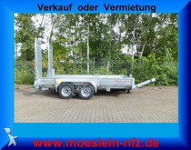 Möslein heavy equipment transport trailer