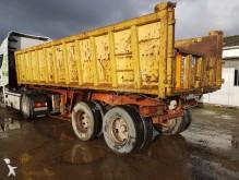 Titan construction dump trailer