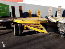 przyczepa do transportu sprzętów ciężkich De Filippi