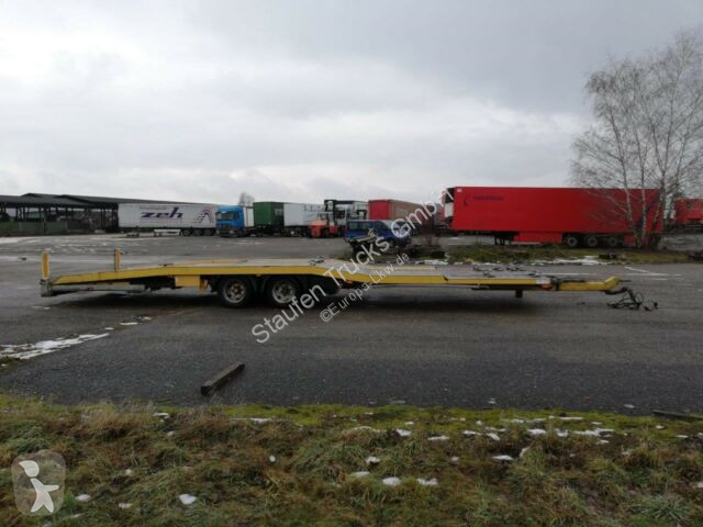 View images Nc MERSCH Autotransportanh. 10 m  trailer