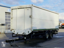 used beverage delivery flatbed trailer