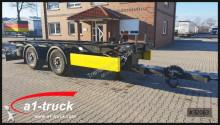 remolque Krone ZZW 18 Tandem BDF, zul GG 20.000kg, 10 Tonnen Achse
