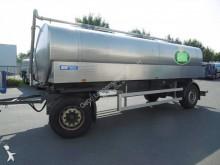 HLW Anhänger Tankfahrzeug Lebensmittel