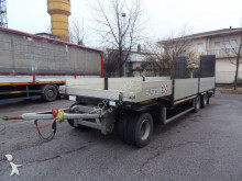 De Angelis 3R2A - RIMORCHIO A 3 ASSI DA 8 MT. CON RAMPE DI CARICO heavy equipment transport