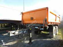 remorque Schmitz Cargobull Tandemkippanhänger ZKI 18 Kippanhänger