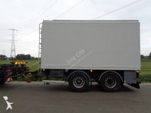 Trouillet food tanker trailer