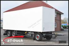 Schmitz Kühlkoffer FP 45, Isokoffer, doppelter Doppelstock trailer
