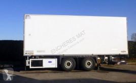 Chereau box trailer
