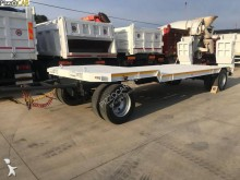 De Filippi heavy equipment transport trailer