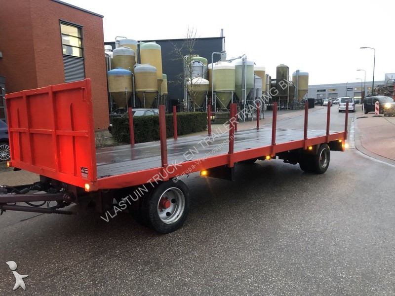 N/a Jumbo low loader trailer