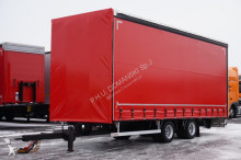 BPW tautliner trailer