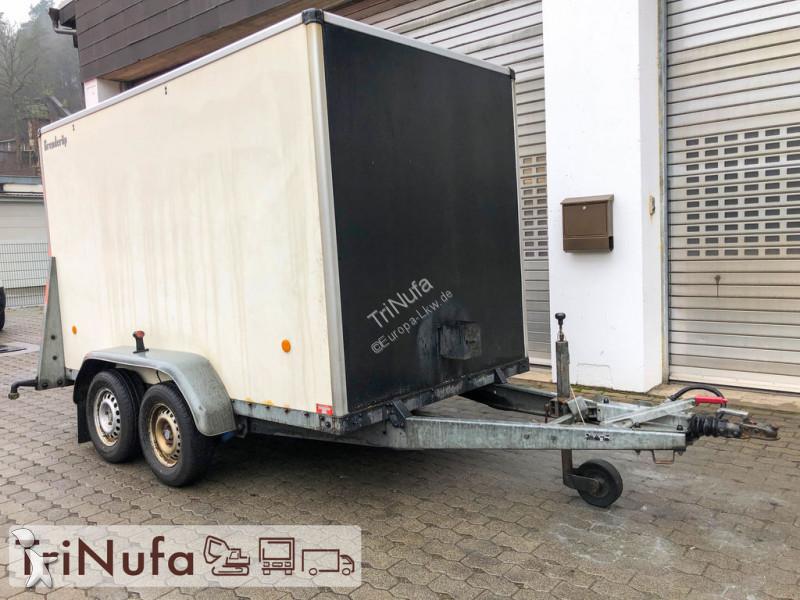 Brenderup Kofferanhänger | 2.000 KG | 310 x 160 x 185 innen | TÜV 12/19 | trailer