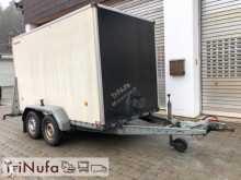 Brenderup box trailer