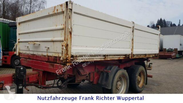 Ver as fotos Reboque Kögel Tandem ZK 18,3-S-Kipper,Guter Zustand !