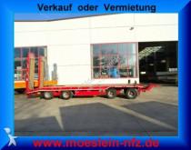 n/a 4 Achs Tieflader Anhänger trailer