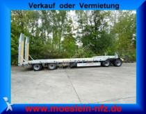 remolque Möslein 4 Achs Tieflader Luftgefedert mit ABS