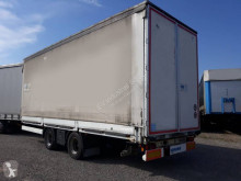 Krone car carrier trailer