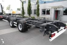 Krone 2 AXLE TRAILER CHASSIS BDF ZZ BPW ECO PLUS 7.5 M trailer