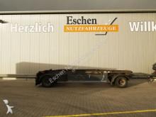 remolque Hüffermann HSA 18.70, Schlitten, BPW, Luft