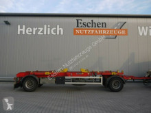 Hüffermann HMA 1824 Vario Carr., Positonier Fix, Absetz Con trailer