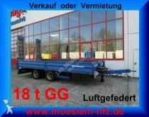 trasporto macchinari Müller-Mitteltal 18 t GG Tandemtieflader